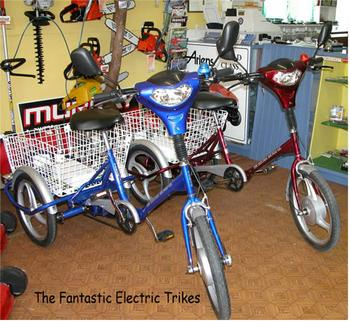 Bicycles &-or Accessories Retail & Repair Listing