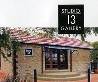 Visit Studio 13 Contemporary Arts Gallery